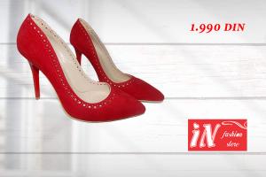 crvene cipele baner
